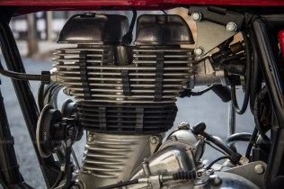 Continental GT - engine close up