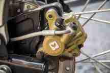 Continental GT - back disc calliper