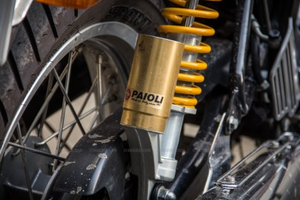 Continental GT - Paoili shockabsorber