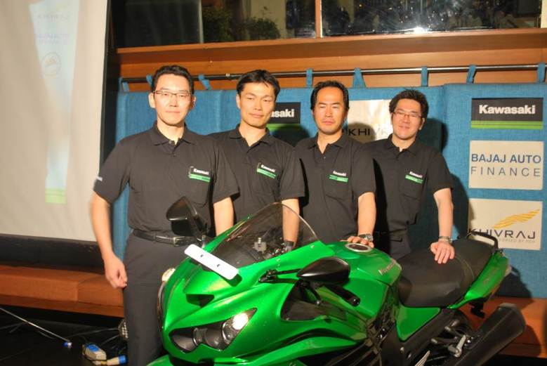 Kawasaki Motorcycles India - 01