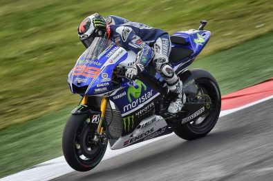 Jorge Lorenzo MotoGP Assen