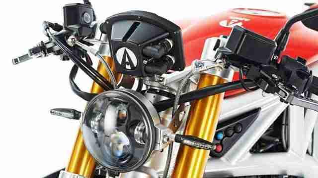 ariel ace motorcycle