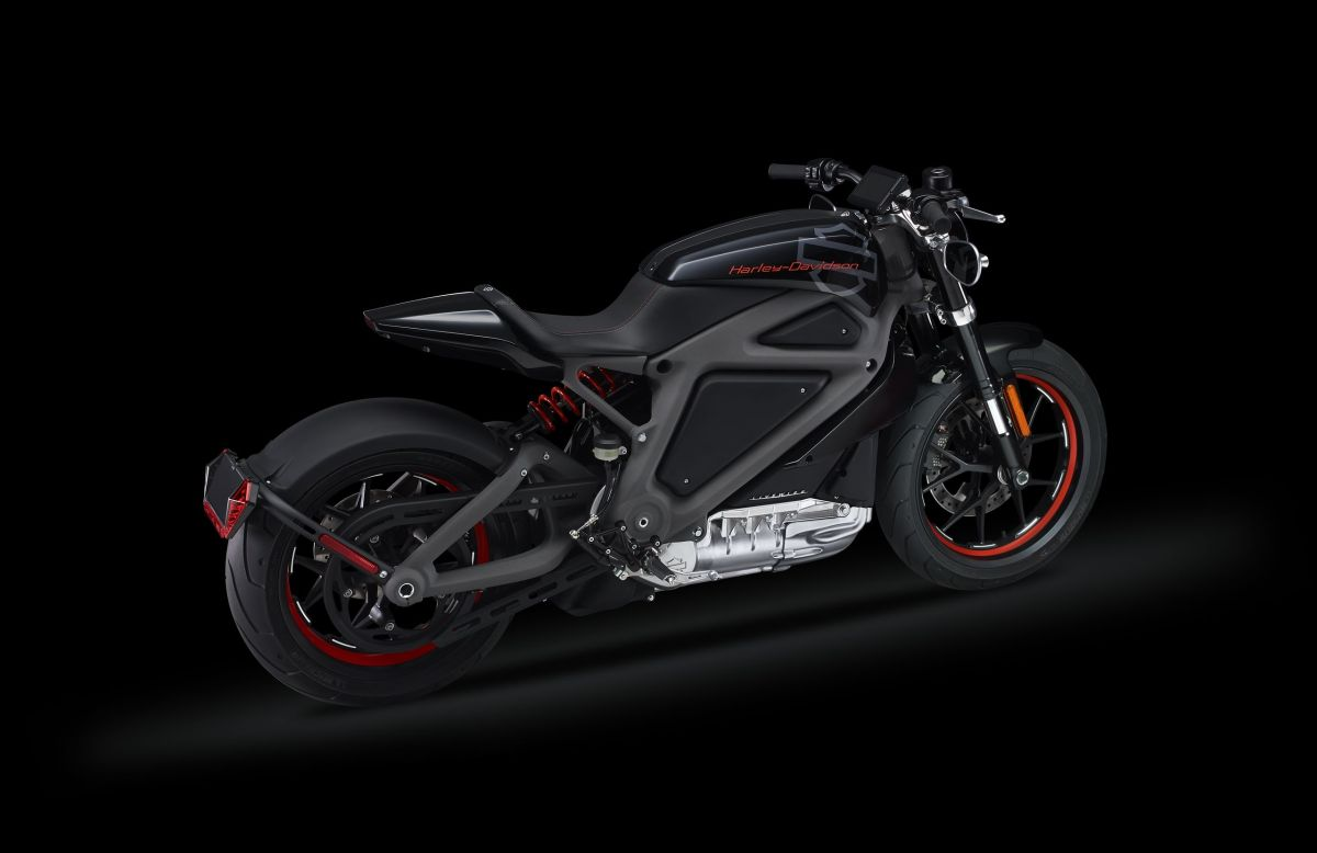 electric harley davidson - 05