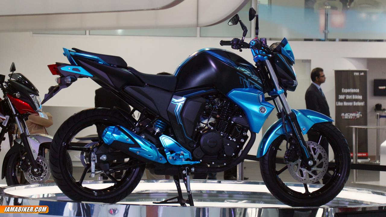 Yamaha Fz New Model Price In India