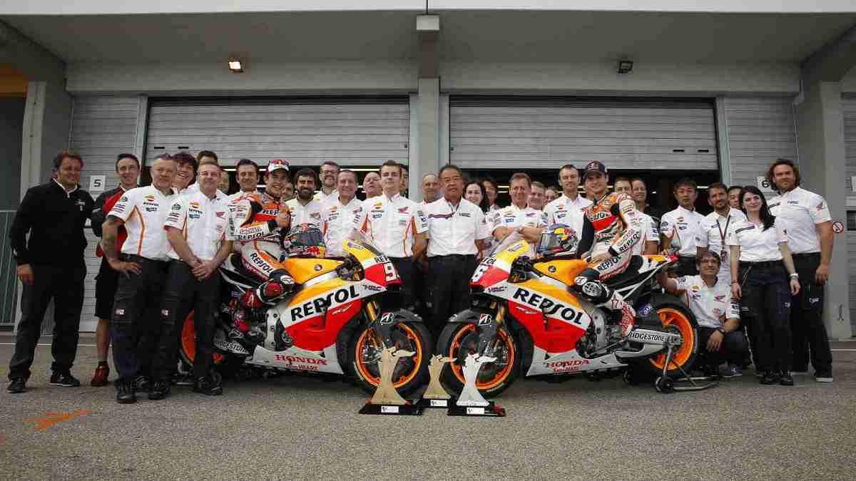 Repsol Honda MotoGP collaboration to continue