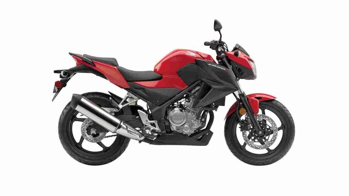 new Honda CB300F