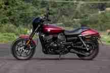 2015 Harley Davidson Street 750 review - 05
