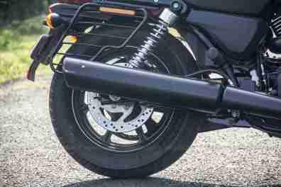 2015 Harley Davidson Street 750 review - 13