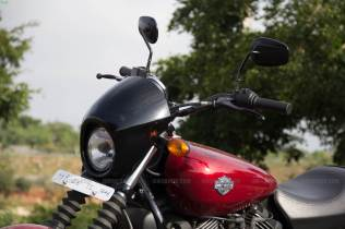2015 Harley Davidson Street 750 review - 28