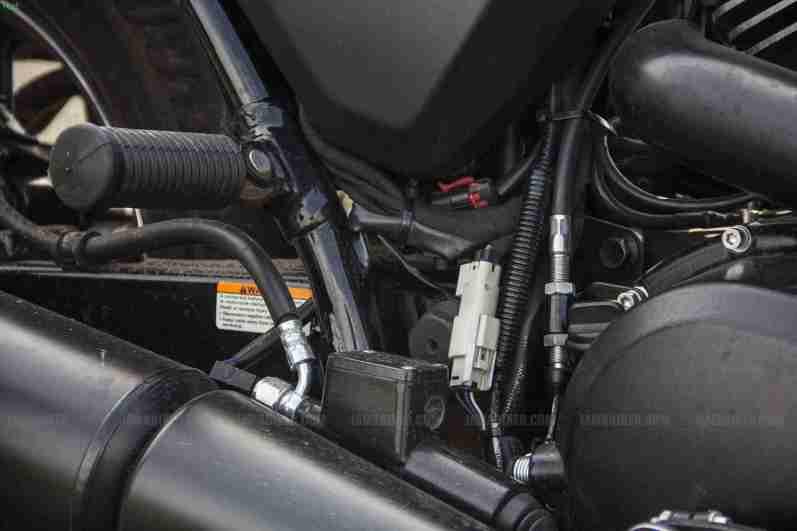 2015 Harley Davidson Street 750 review - 34