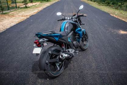 Yamaha FZ-S review - 08