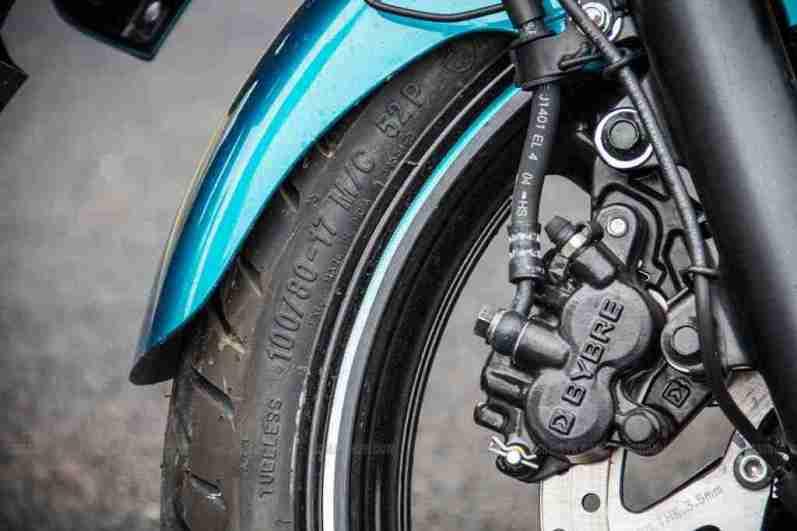 Yamaha FZ-S review - 28