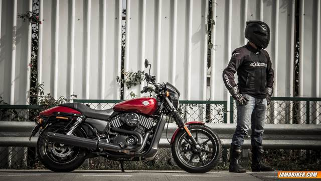 Harley Davidson Street 750 review