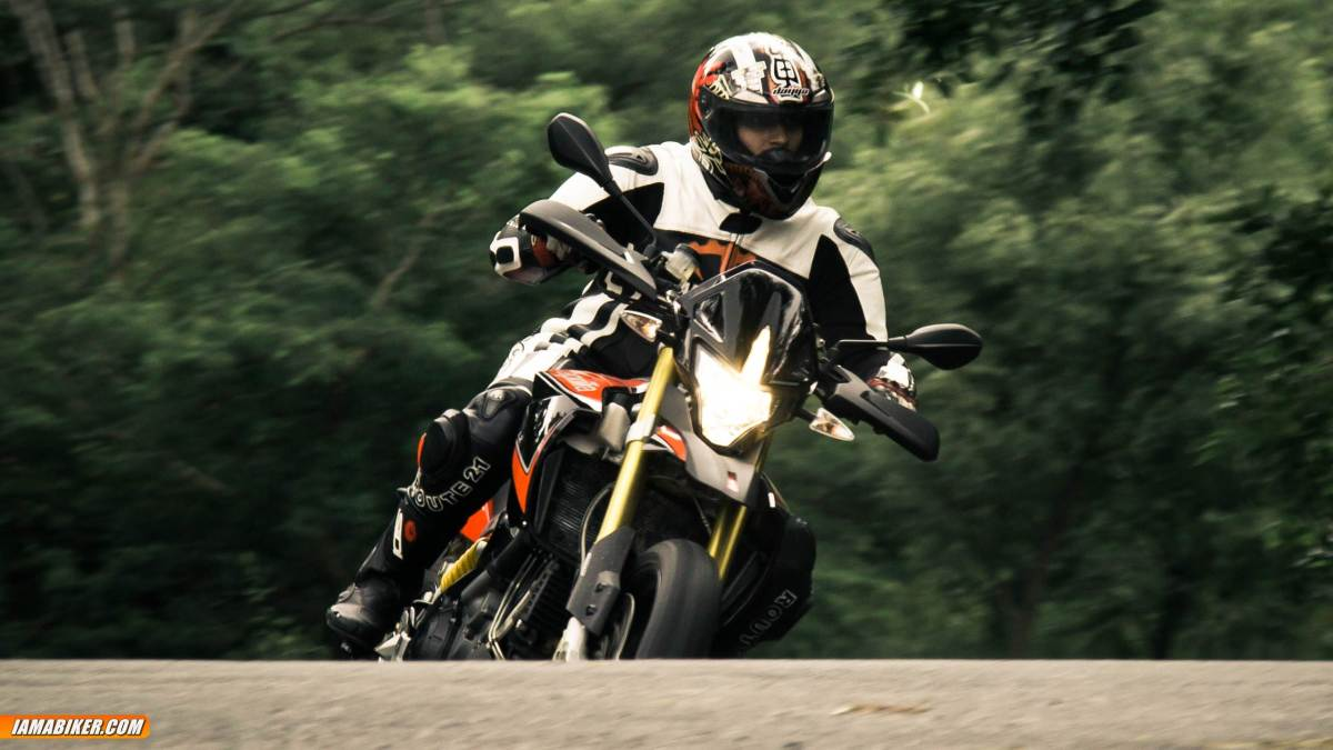 Aprilia Dorsoduro 1200 review - verdict