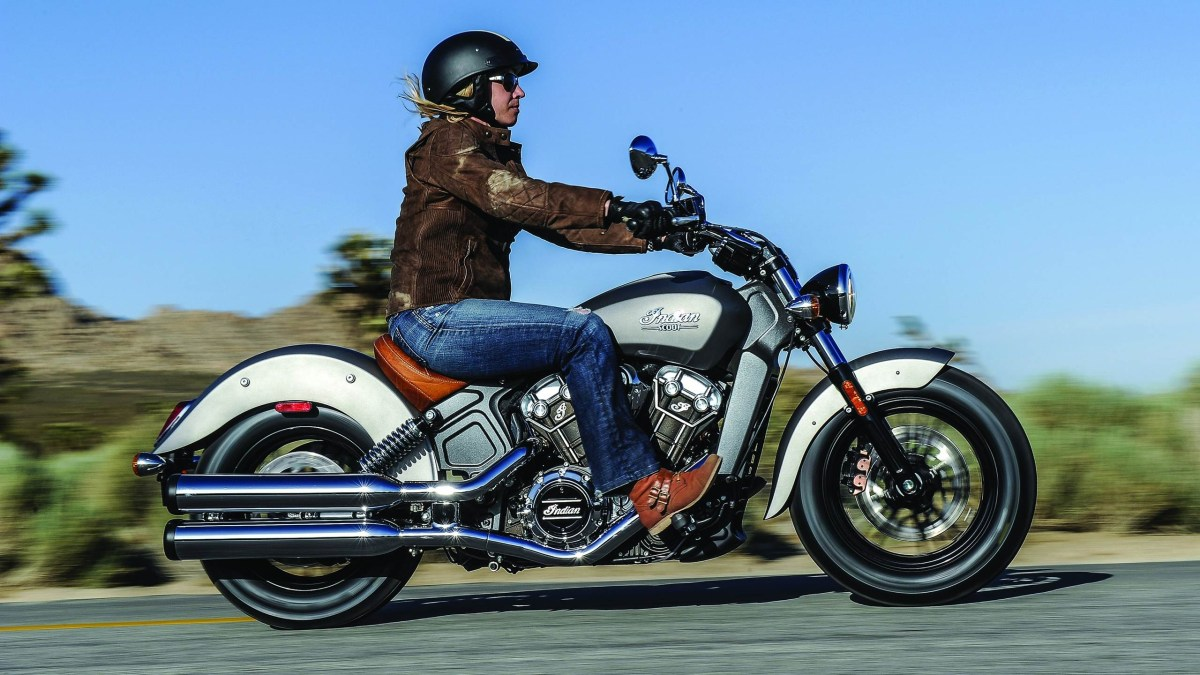 Indian Scout India