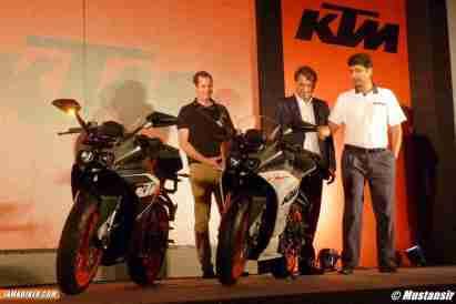 KTM RC 390 RC launch India - 01