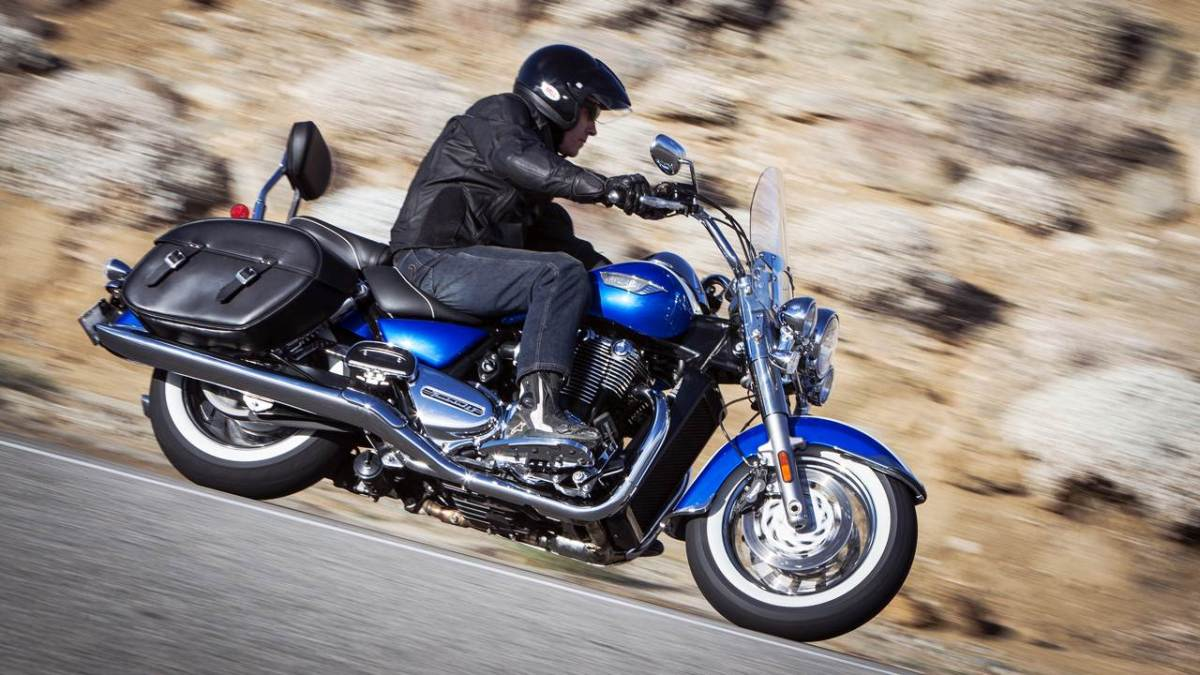Triumph Thunderbird LT launched in India