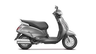 new 2014 Suzuki Access - Side