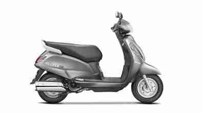 new 2014 Suzuki Access - Side