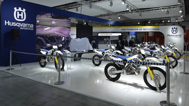 Husaqvarna models EICMA 2014