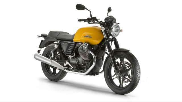 New Moto Guzzi V7 II intermot 2014