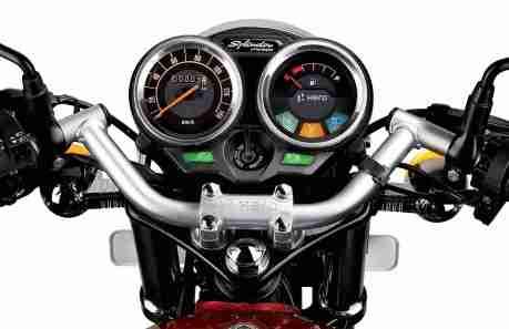 Splendor Pro Classic Console Speedometer