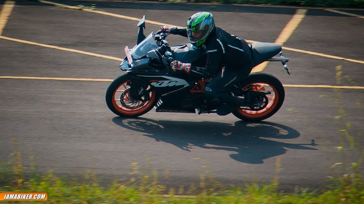 ktm rc200 review first ride