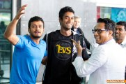 cs santosh with aravind kp