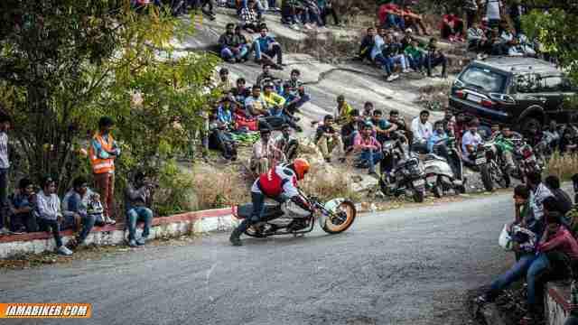 nandi hill climb 2015