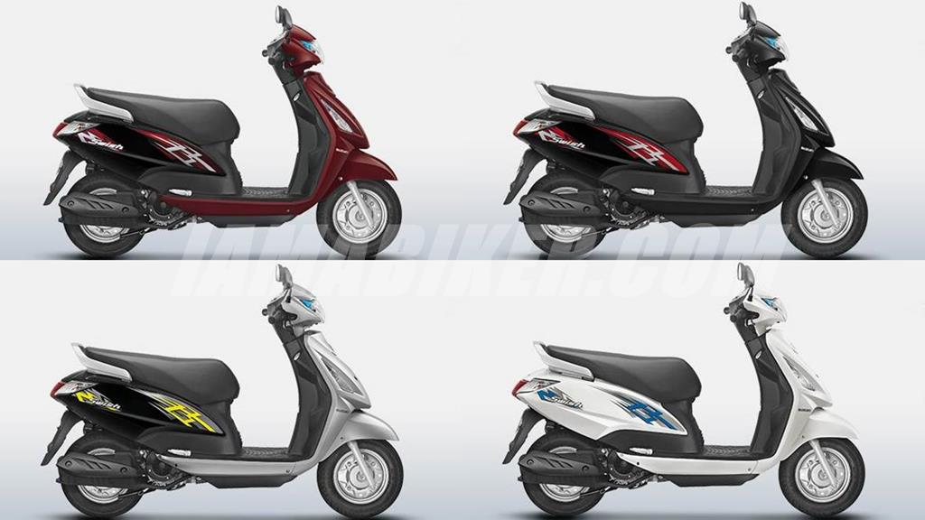 new suzuki swish 125 colour options