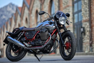 2015 Moto Guzzi V7 II Racer