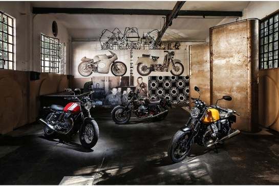 2015 moto guzzi v7 ii to be launched in india. Black Bedroom Furniture Sets. Home Design Ideas