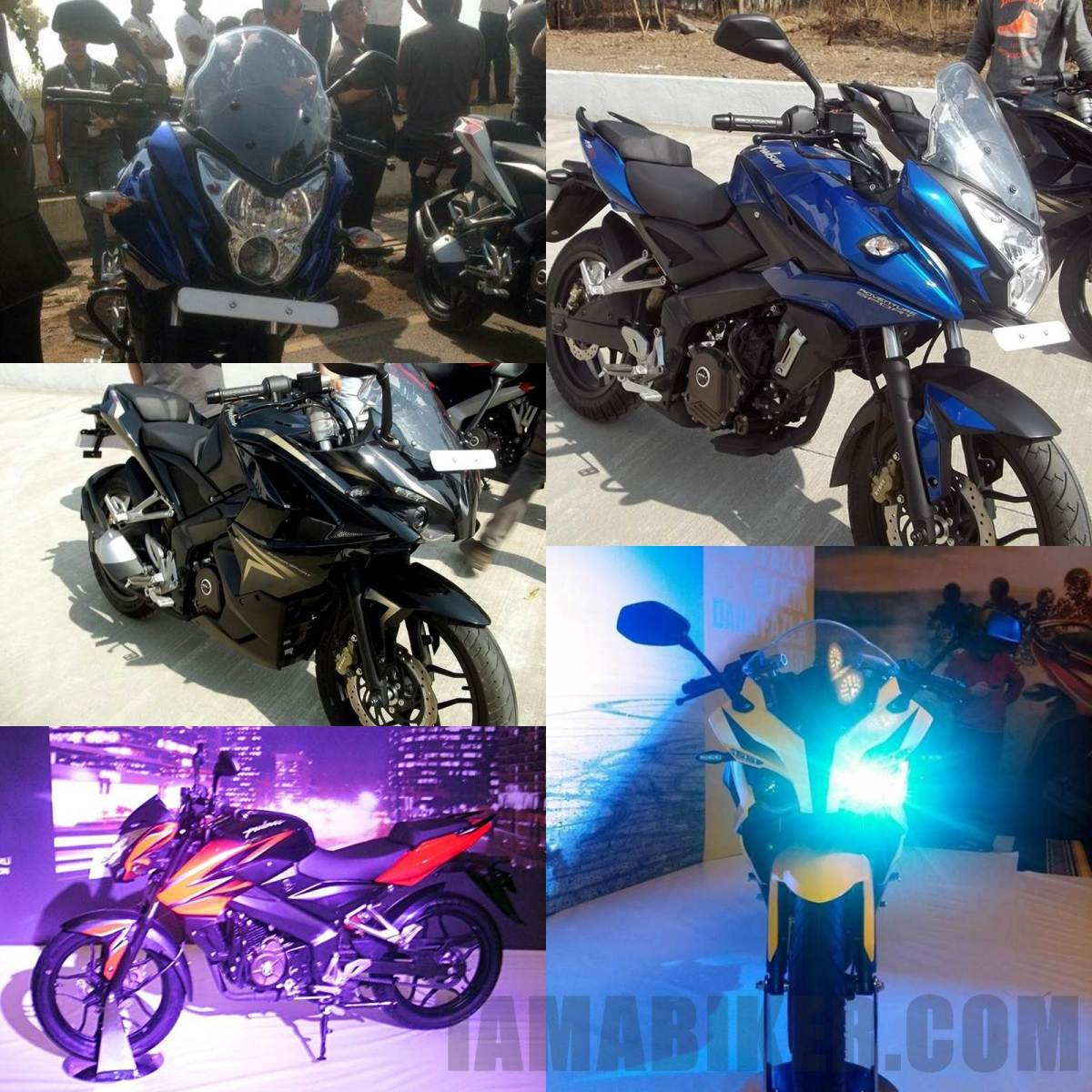2015 Pulsar launches