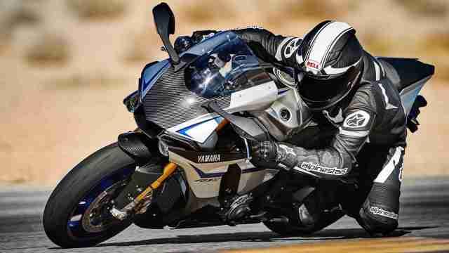 2015 Yamaha R1 M HD wallpaper