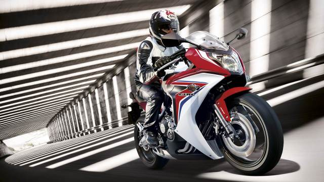 Honda CBR650F for India delayed