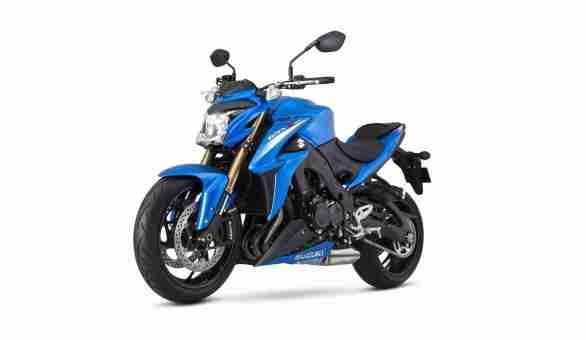 2016 Suzuki GSX-S1000 ABS