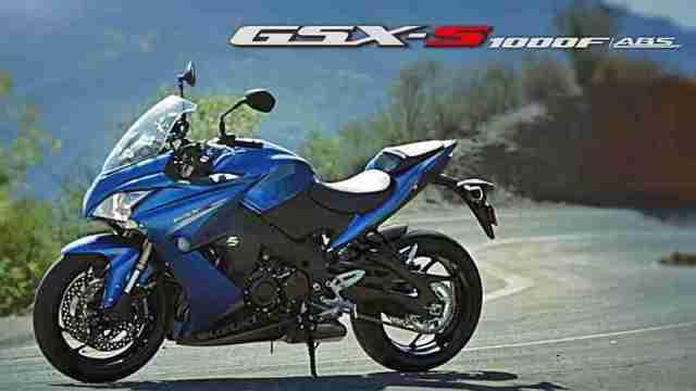 2016 Suzuki GSX-S1000F / S1000 prices announced