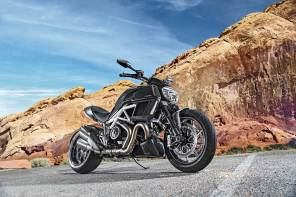 Ducati Diavel Carbon India
