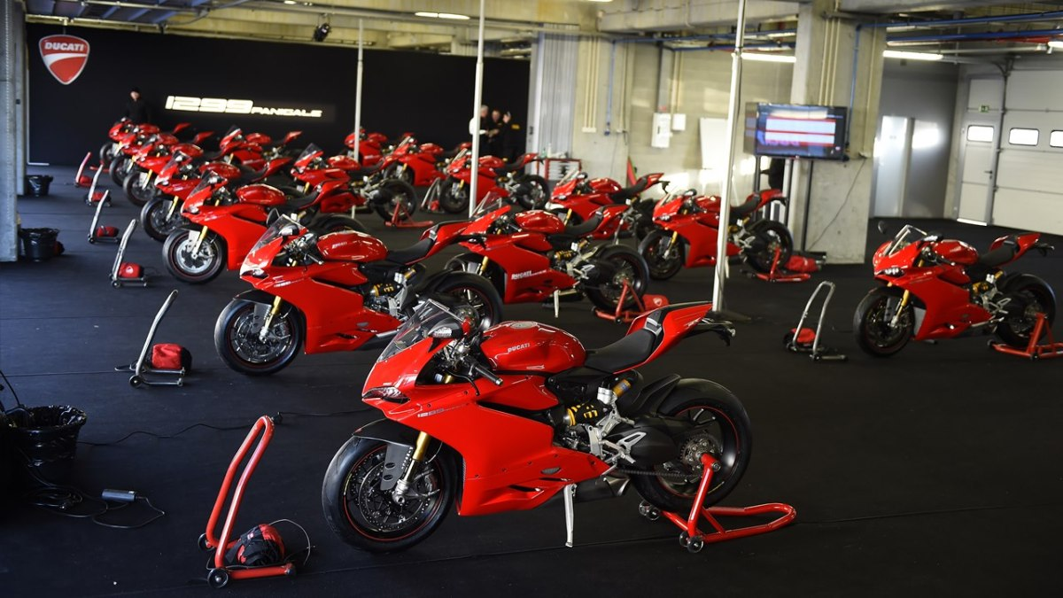 Ducati India is back and operational