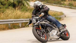 Harley Davidson Project Livewire Sepang