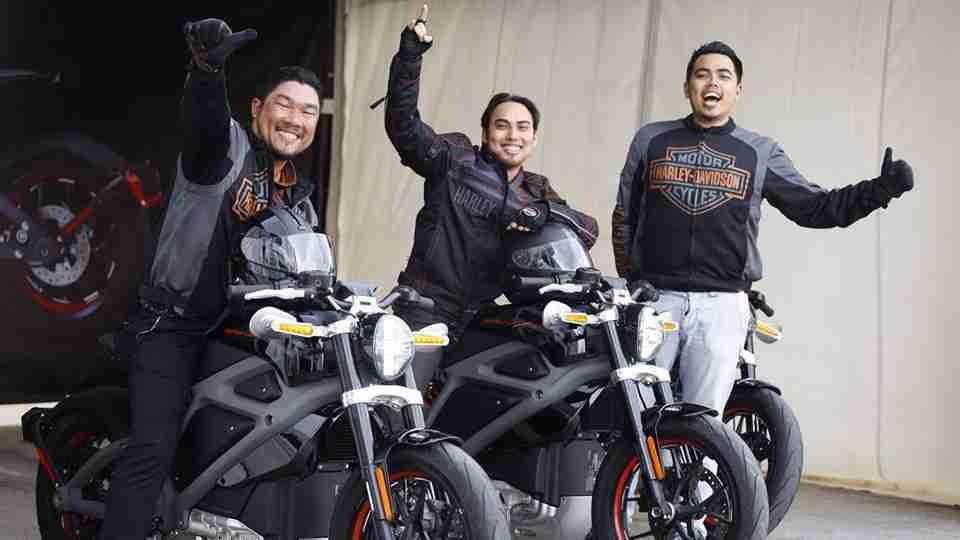Harley Davidson Project Livewire Sepang Malaysia