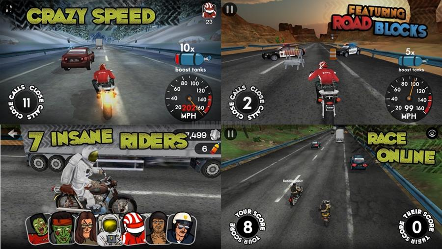 best top android motorcycle bike race game