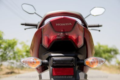 Honda CB Unicorn 160 CBS LED tail ligth