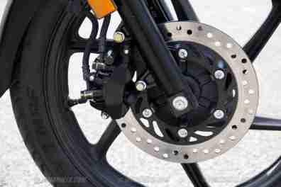 Honda CB Unicorn 160 CBS front brake