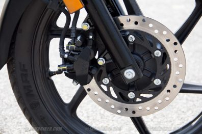 Honda CB Unicorn 160 CBS front brake