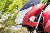 Honda CB Unicorn 160 CBS headlight