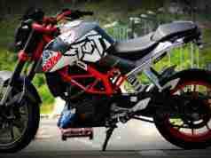 KTM Duke 200 - 390 recommended modifications