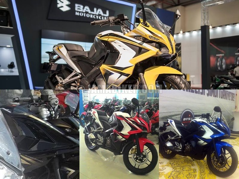 bajaj pulsar rs 200 all colour options