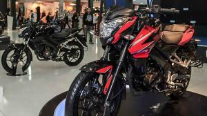 new bajaj pulsar 150ns