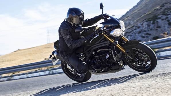 2015 Triumph Speed 94R
